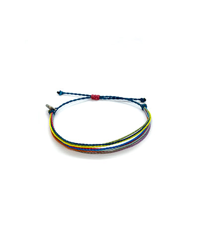 Multi Thread Bracelet