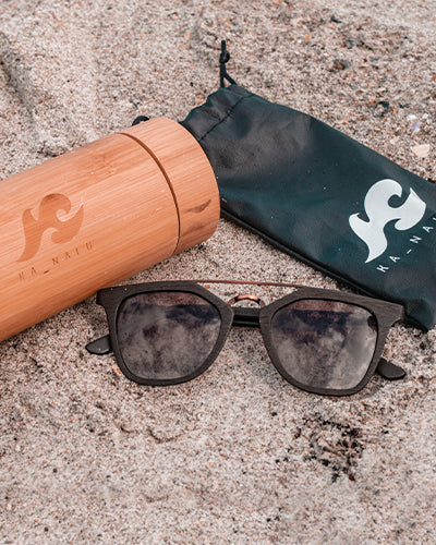 Eco Wooden Sunglasses (Unisex)