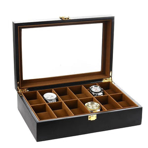 Wooden Watch Storage Solutions - Timberack - timberack.com