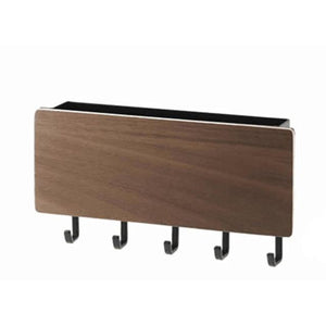 Space Saving Key Storage Rack-Mail Pocket-18 Colors - Wall Accessories - Timberack - timberack.com