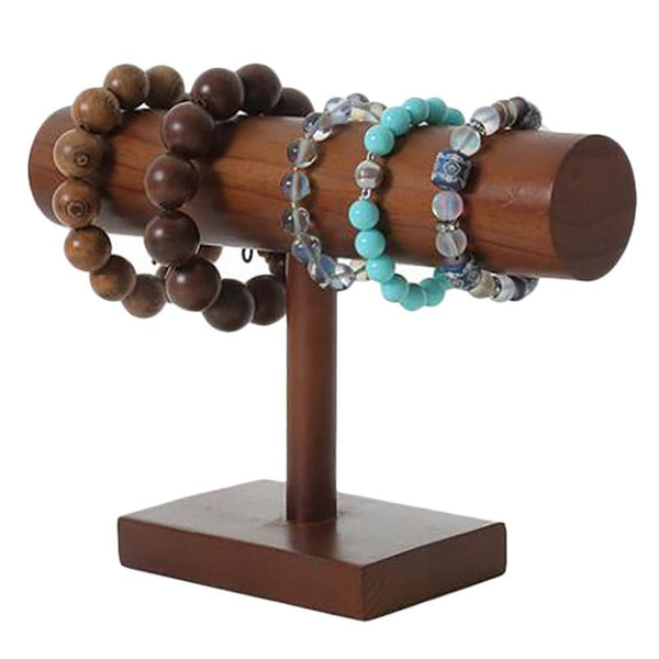 Jewelry Display Stand-Bracelet Watch Organizer Stand-16.5*12*24.5 cm - Stands - Timberack - timberack.com