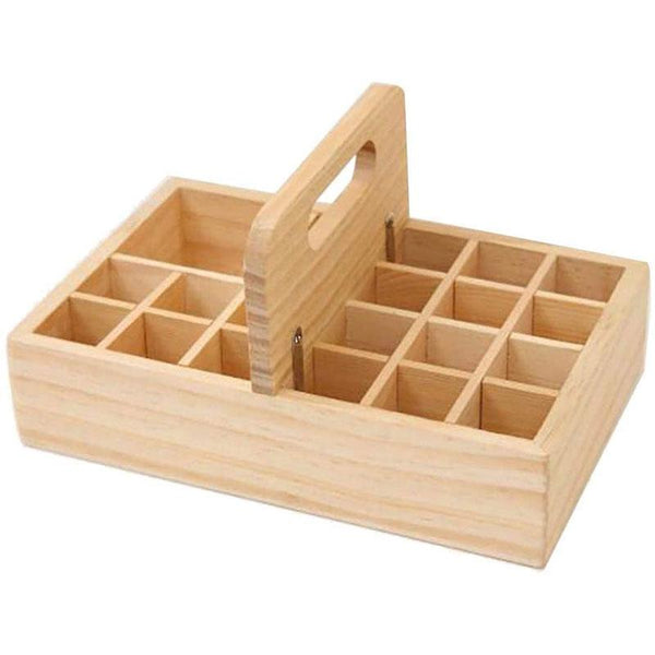 Travel Organizer Tray-Portable Storage Tray-23*15*4 cm - Trays - Timberack - timberack.com