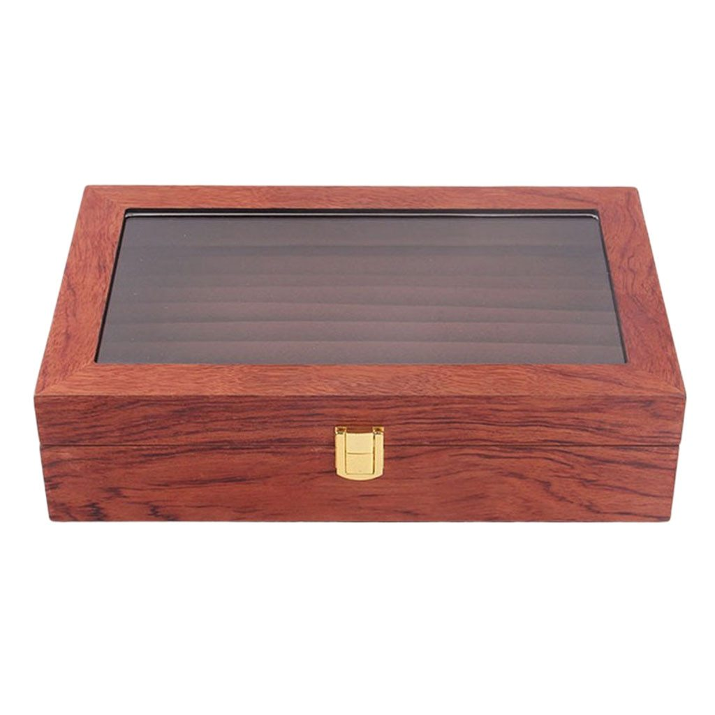 Jewelry Keepsake Storage Box-Jewelry Organizer Box-Cufflinks, Earrings, Rings - Boxes - Timberack - timberack.com