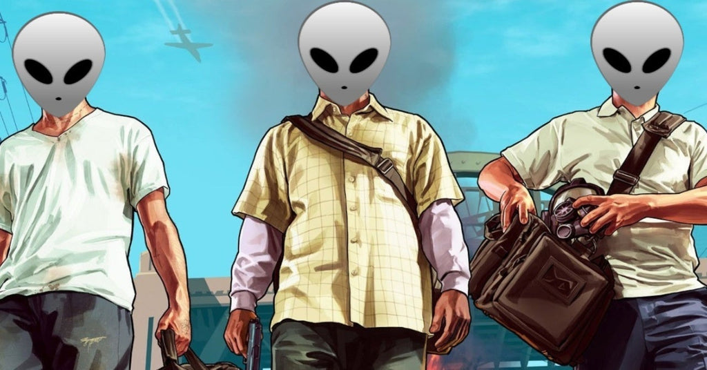 GTA Online Players Discover Secret Playable UFO Mission
