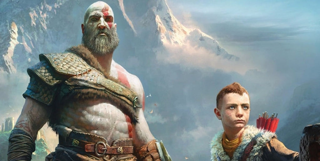 God of War director Cory Barlog posts mysterious Twitter images ahead of PS5 showcase