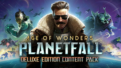 Age of Wonders: Planetfall Deluxe Edition, PC Steam Key - INSTANT DELIVERY 24/7 🔑🕹🎮