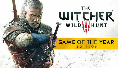 The Witcher 3: Wild Hunt Game of the Year Edition [PC] GOG Download Key