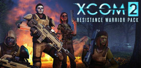 XCOM 2: Resistance Warrior Pack PC STEAM CD-KEY
