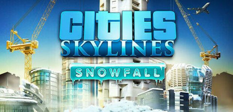 Cities: Skylines - Snowfall DLC PC Steam Key - INSTANT DELIVERY 24/7 🔑🕹🎮