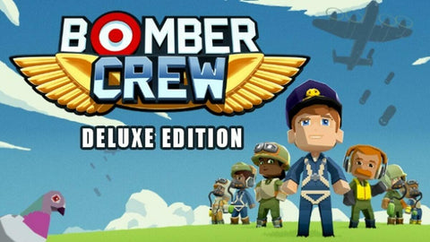 Bomber Crew Deluxe Edition + Season Pass PC & MAC - INSTANT DELIVERY 24/7 🔑🕹🎮