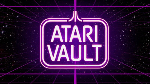 Atari Vault Region Free PC KEY (Steam) - INSTANT DELIVERY 24/7