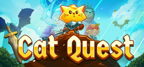 Cat Quest   *Steam Digital Key PC* - INSTANT DELIVERY 24/7 🔑🕹🎮