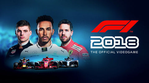 F1 2018 - PC Steam Key - INSTANT DELIVERY 24/7 🔑🕹🎮