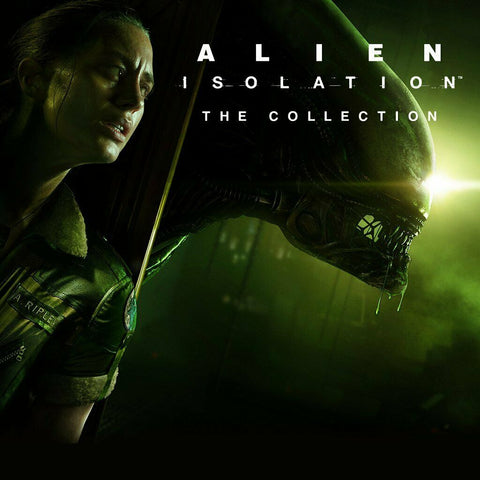 Alien Isolation Collection - Region Free Steam PC Key