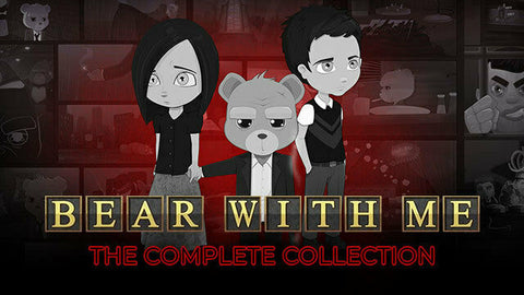 Bear With Me: The Complete Collection - Steam PC Key - INSTANT DELIVERY 24/7 🔑🕹🎮