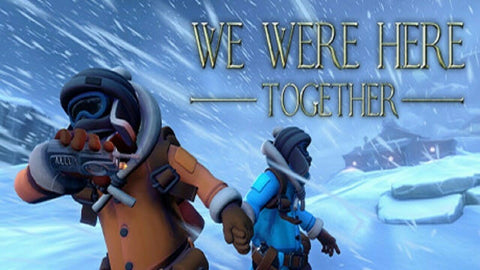 We Were Here Together Pc Steam Key - INSTANT DELIVERY 24/7