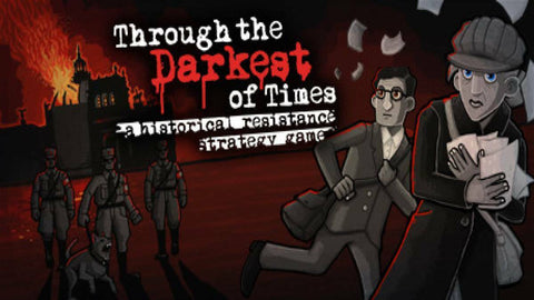 Through the Darkest of Times - PC Steam Key - INSTANT DELIVERY 24/7