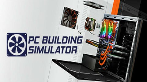 PC Building Simulator Steam Game Key (PC)