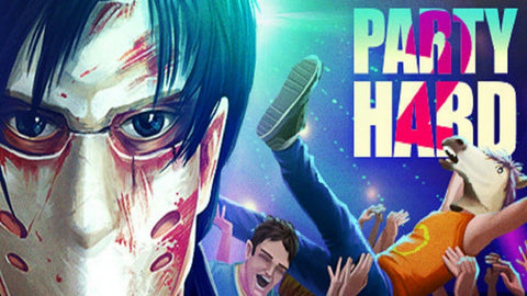 Party Hard 2 + DLC: Alien Butt Form PC STEAM KEY - INSTANT DELIVERY 24/7