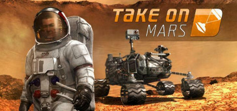 Take on Mars PC STEAM KEY, Digital Download - INSTANT DELIVERY 24/7 🔑🕹🎮