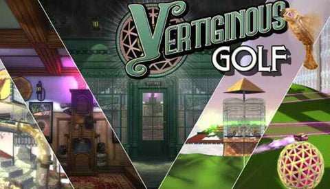 Vertiginous Golf Steam Key - for PC, Mac or Linux - INSTANT DELIVERY 24/7 🔑🕹🎮
