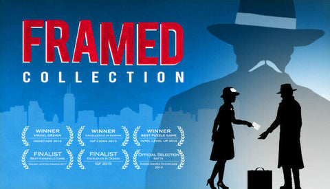FRAMED Collection Steam Key - PC, Mac or Linux - INSTANT DELIVERY 24/7 🔑🕹🎮