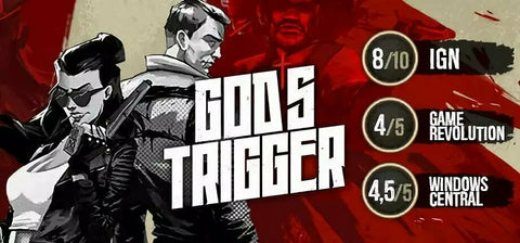 God's Trigger PC £2.95 *STEAM CD-KEY* - INSTANT DELIVERY 24/7 🔑🕹🎮