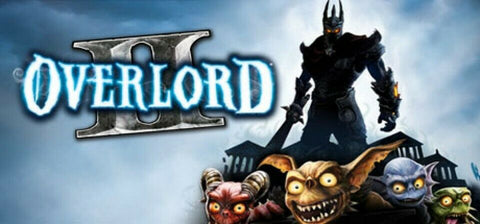 Overlord II 2 - Region Free Steam PC Key - INSTANT DELIVERY 24/7 🔑🕹🎮