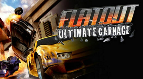 FlatOut: Ultimate Carnage PC *STEAM CD-KEY* - INSTANT DELIVERY 24/7 🔑🕹🎮