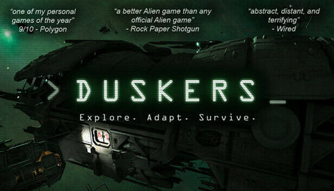 Duskers PC Steam Key email delivery- INSTANT DELIVERY 24/7 🔑🕹🎮