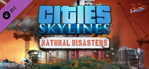 Cities Skylines: Natural Disasters DLC PC Steam KEY - INSTANT DELIVERY 24/7 🔑🕹🎮