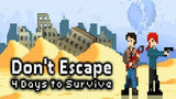 Don't Escape: 4 Days to Survive - PC Steam Key - INSTANT DELIVERY 24/7 🔑🕹🎮