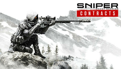 Sniper Ghost Warrior Contracts + DLC PC KEY (Steam)