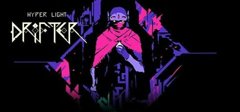 Hyper Light Drifter - Region Free Steam PC Key - INSTANT DELIVERY 24/7 🔑🕹🎮
