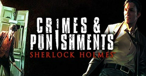 Sherlock Holmes: Crimes and Punishments PC Steam Key - INSTANT DELIVERY 24/7 🔑🕹🎮