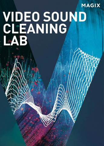 MAGIX Video Sound Cleaning Lab, Digital Download, KEY - INSTANT DELIVERY 24/7 🔑🕹🎮