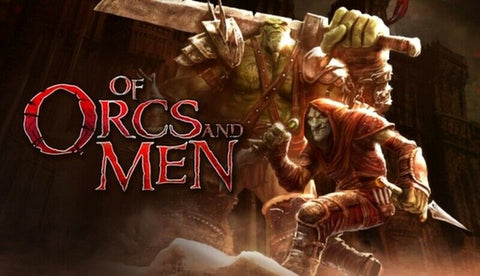 Of Orcs And Men PC *STEAM CD-KEY* - INSTANT DELIVERY 24/7