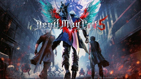 Devil May Cry 5 [PC] Steam Download Key - Europe Region