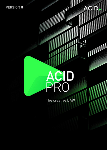 MAGIX ACID PRO 8 PC WINDOWS GENUINE LIFETIME DIGITAL KEY
