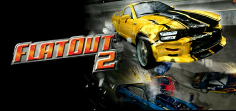 FlatOut 2 PC *STEAM CD-KEY* - INSTANT DELIVERY 24/7 🔑🕹🎮