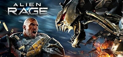 Alien Rage - Unlimited Steam Key for PC Windows - INSTANT DELIVERY 24/7 🔑🕹🎮