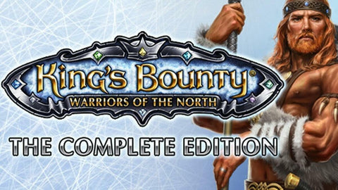 King's Bounty: Warriors of the North Complete Ed £2.95 PC Steam Key - INSTANT DELIVERY 24/7 🔑🕹🎮