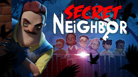 Secret Neighbor [PC] Steam Download Key - INSTANT DELIVERY 24/7 🔑🕹🎮