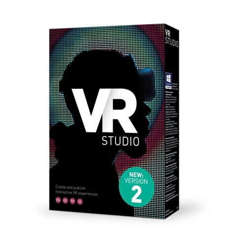 MAGIX VR Studio 2 -  PC Genuine CD-KEY - INSTANT DELIVERY 24/7 🔑🕹🎮