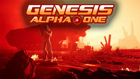 Genesis Alpha One - Deluxe Edition - Steam key PC - INSTANT DELIVERY 24/7