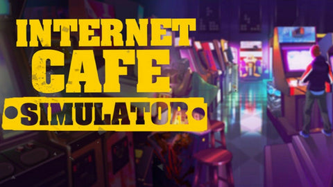 Internet Cafe Simulator Steam Key - for PC Windows - INSTANT DELIVERY 24/7 🔑🕹🎮