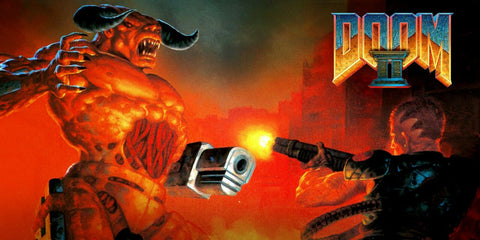 Doom II 2 for PC Game Steam Key Region Free - INSTANT DELIVERY 24/7 🔑🕹🎮