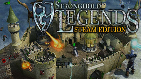 Stronghold Legends: Steam Edition PC KEY (Steam) - INSTANT DELIVERY 24/7