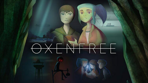 Oxenfree Region Free PC STEAM KEY - INSTANT DELIVERY 24/7 🔑🕹🎮
