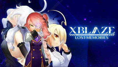 XBLAZE LOST MEMORIES - STEAM KEY - PC - INSTANT DELIVERY 24/7 🔑🕹🎮